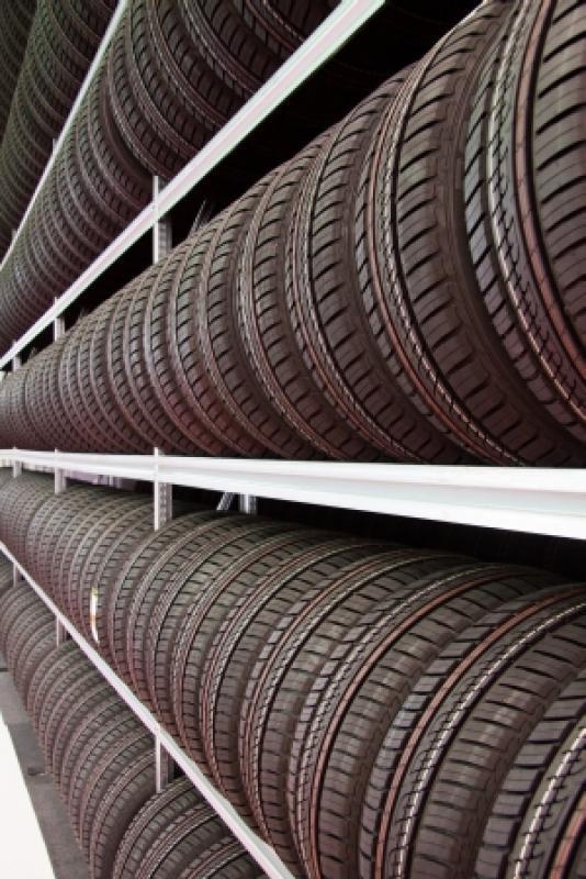 Uskladnění pneu
